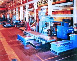 CNC Boring Mill 144X103X36 - Die Service International