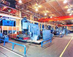 CNC Vertical Mills 120X80X3 - Die Service International
